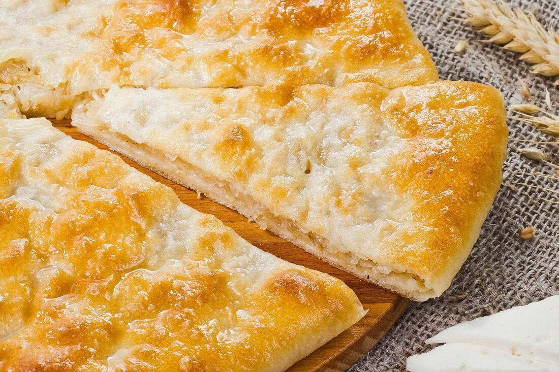 Начинка осетинского пирога с капустой и сыром