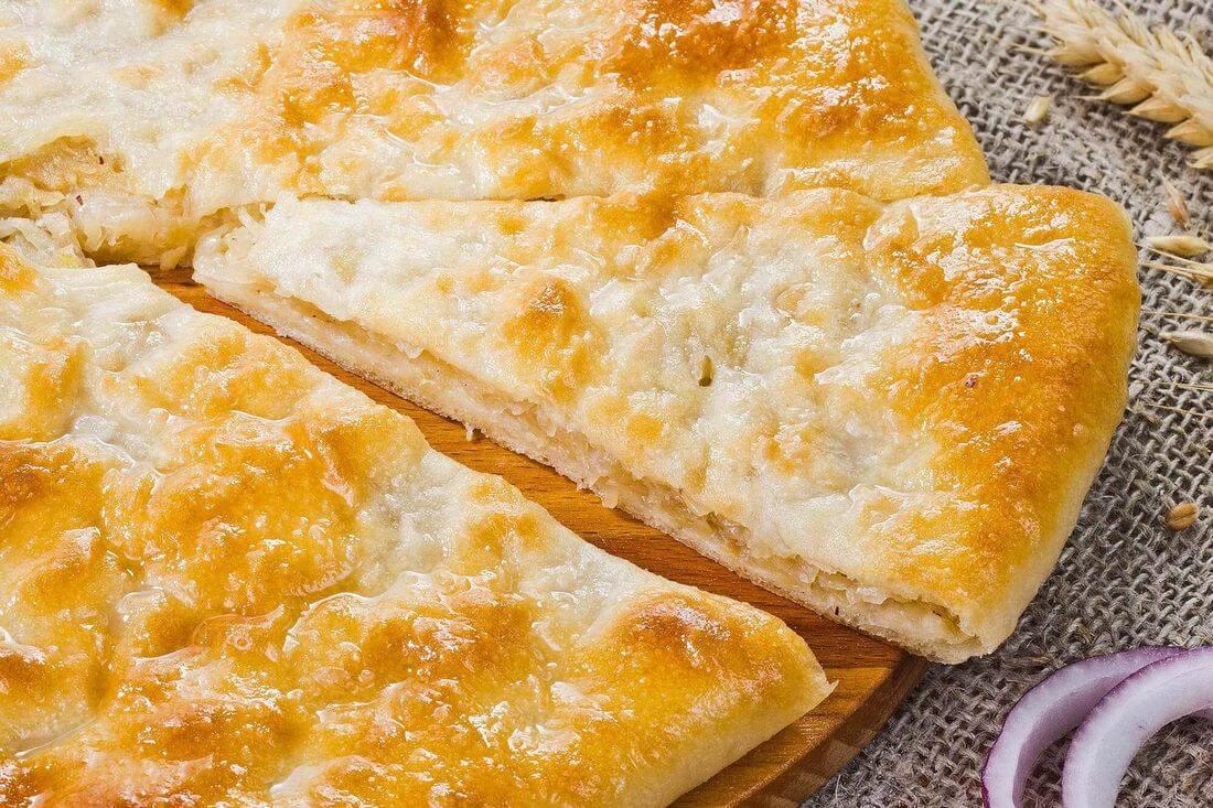 Начинка осетинского пирога с капустой