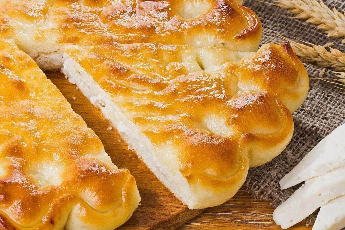 Начинка осетинского пирога с курицей, капустой и сыром
