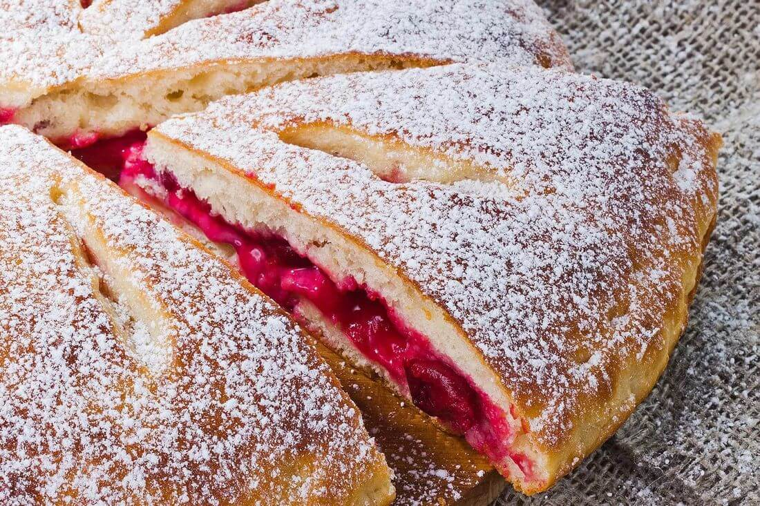 Начинка осетинского пирога