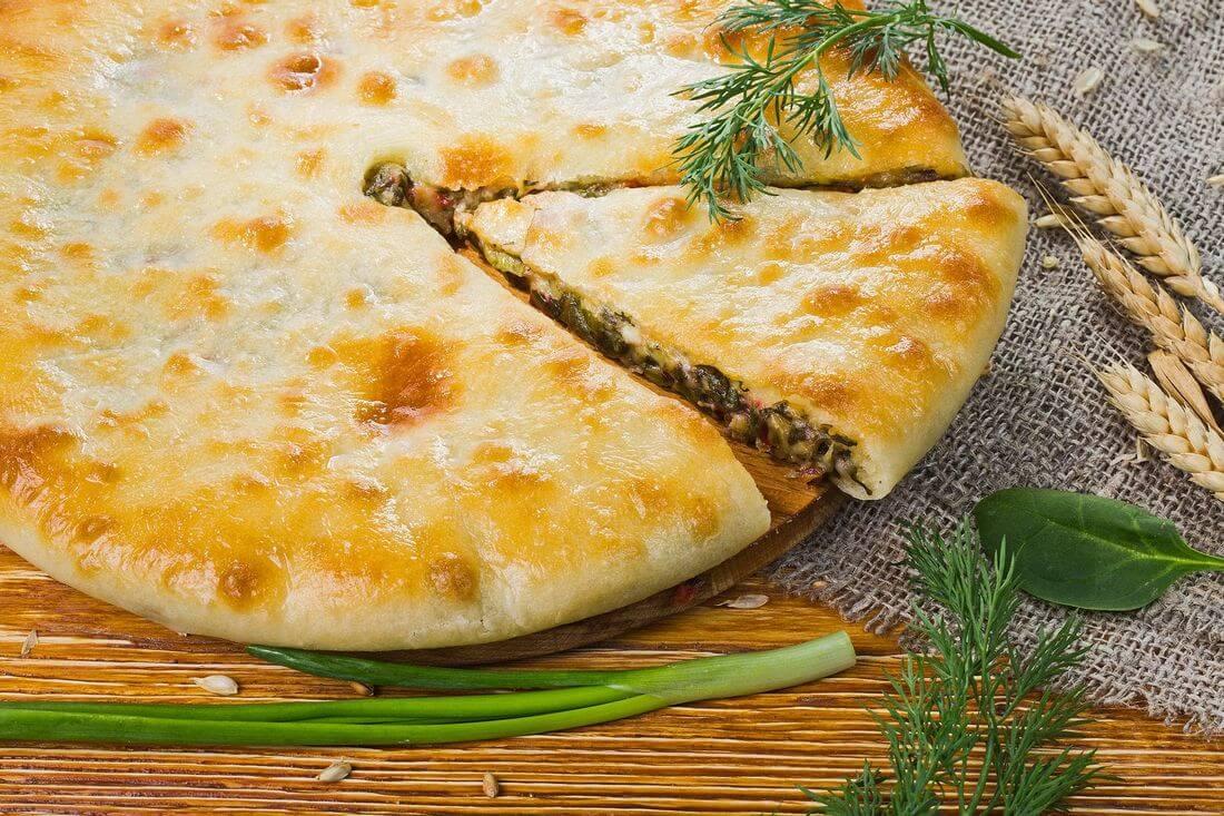 самые осетинские пироги простой рецепт с фото ходить можно